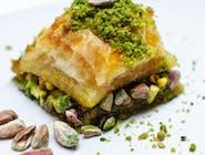 Baklava z pistacją (trójkąt)