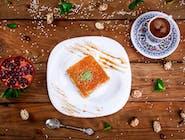 Kadayif z pistacją