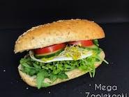 63. Grahamka wegetariańska
