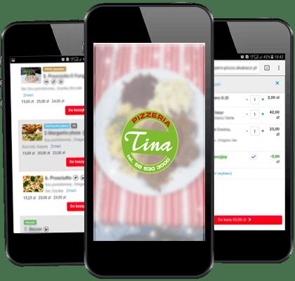 Aplikacja Mobilna TINA