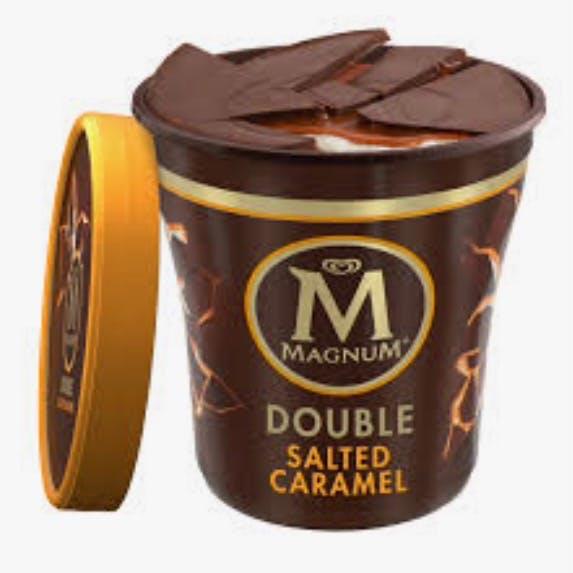 Magnum Double Salted Carmel