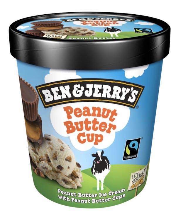 B&J Peanut Butter Cup