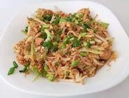 Pad Thai z kurczakiem/tofu