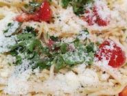 Spaghetti alla aglio e oglio (300 g.)
