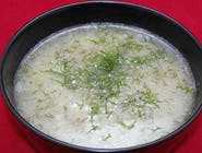 Zupa szczawiowa z ryżem