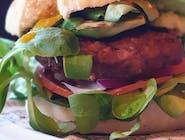 Burger VEGE jaglany