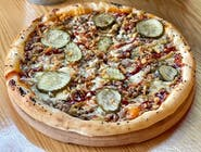 Cheeseburger Pizza 42cm