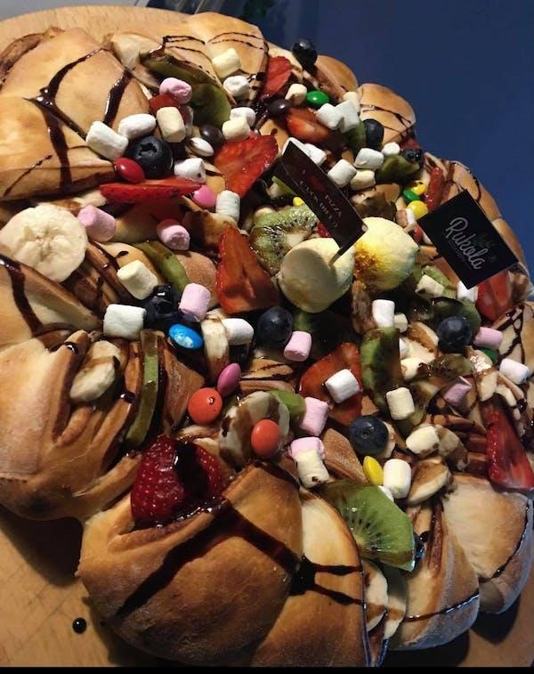 Pizza NUTELLOVA 32 cm