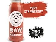 RAW Smoothie - Very Strawberry