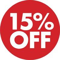 -15% Odbiór osobisty w lokalu