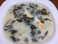 Zupa szczawiowa z jajkiem  350 ml