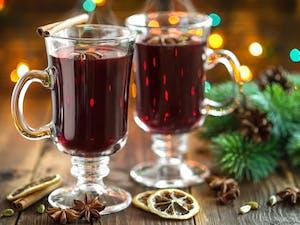 Grzane wino DWA za JEDEN