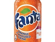 Fanta lattina 330ml