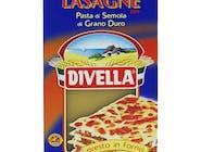 Lasagne pasta sfoglia Divella 500g