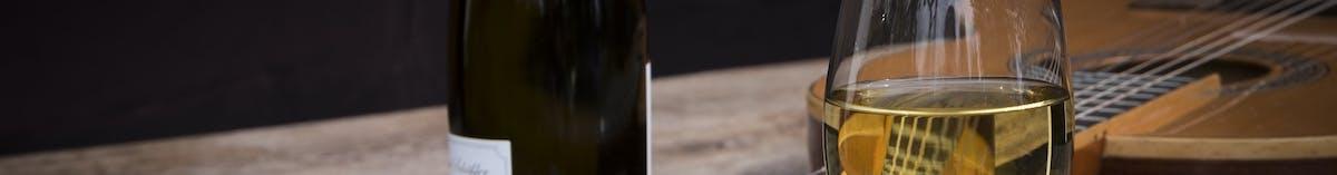 Karta win - południowe Włochy