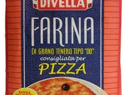 Farina per pizza 00 Divella 1Kg