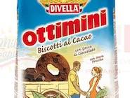 biscotti Ottimini al cacao Divella 400g