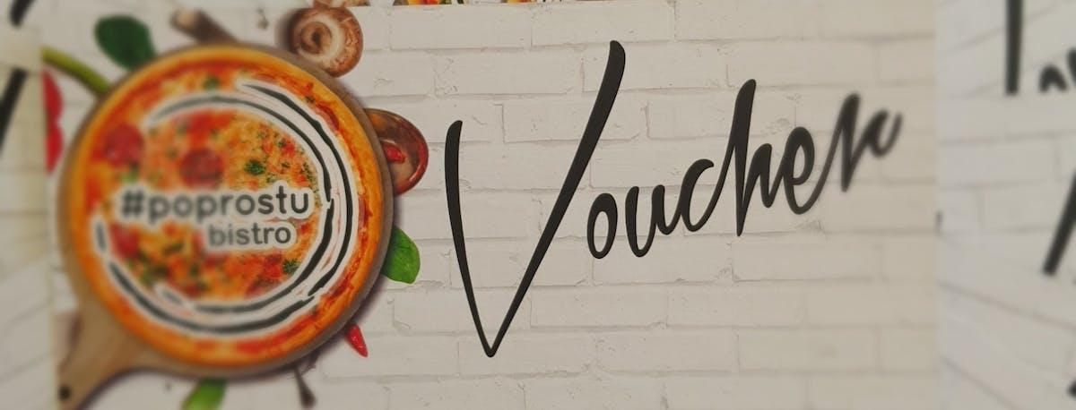 Voucher (do wykorzystania w lokalu lub na wynos)