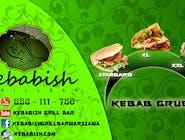 Kebab Gruby XXL