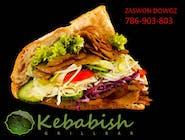 Kebab Gruby