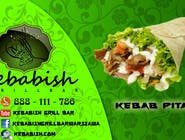 Kebab pita standard