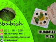Hummus z pitą