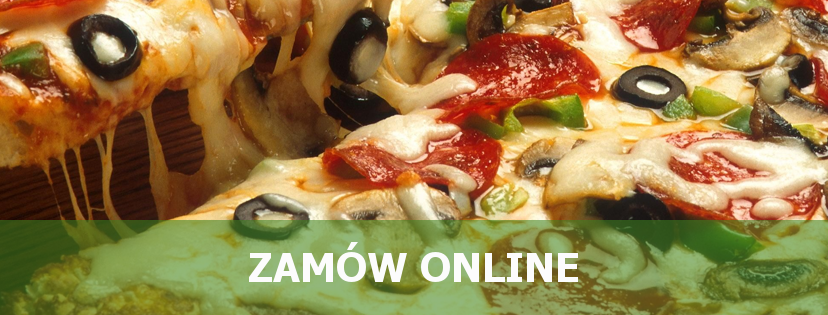 zamow online pizze do Garb