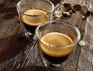 Espresso cu lapte lung