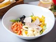 Salată Cheese and Ham