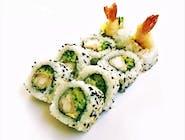 8. California krewetka tempura