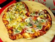 Pizza serce średnia