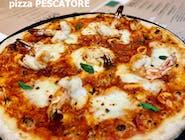 Premium Pizza Pescatore
