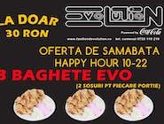 2 Baghete Evo
