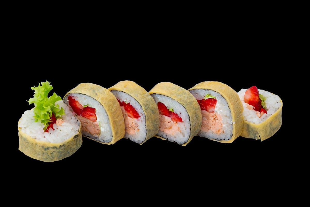 Tamago Rolls  6 szt