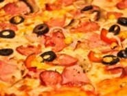 Pizza Țărănească mica