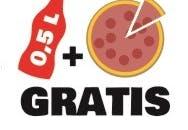 Powyżej 90 zł napój i duża pizza Gratis!