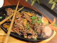 Wołowina po tajlandzku (pikantna)