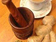 SPECIAL GINGER MILK TEA