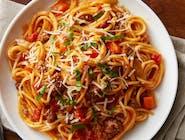 spaghetti boloński