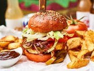Burger Ostrjak