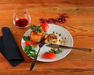 Dobra kolacja i dobre wino - wpadjnicie!