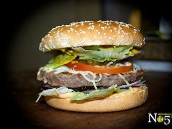 Burger Firmowy