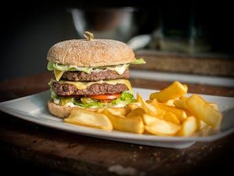 Burger 57 fry'n'dip