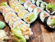 Każdego tygodnia nowy Sushi Set na przełamanie nudy!