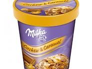 Milka Cashew & Caramel