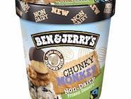 Ben & Jerrys's Chun Monk Non-dairy