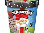 Ben & Jerrys's Birthday Cake