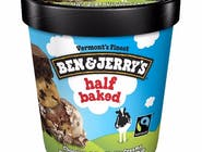 Ben & Jerrys's Half Baked