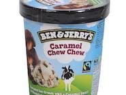 Ben & Jerrys's Caramel Chew Chew