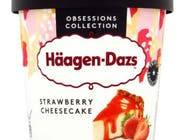 Haagen-Dazs Strawberry Cheesecake